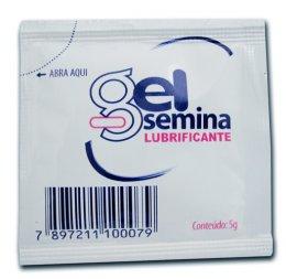 113af9ddf Gel Lubrificante Semina 100un - 5g